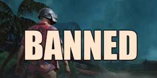 Cities where pubg is going to be Ban